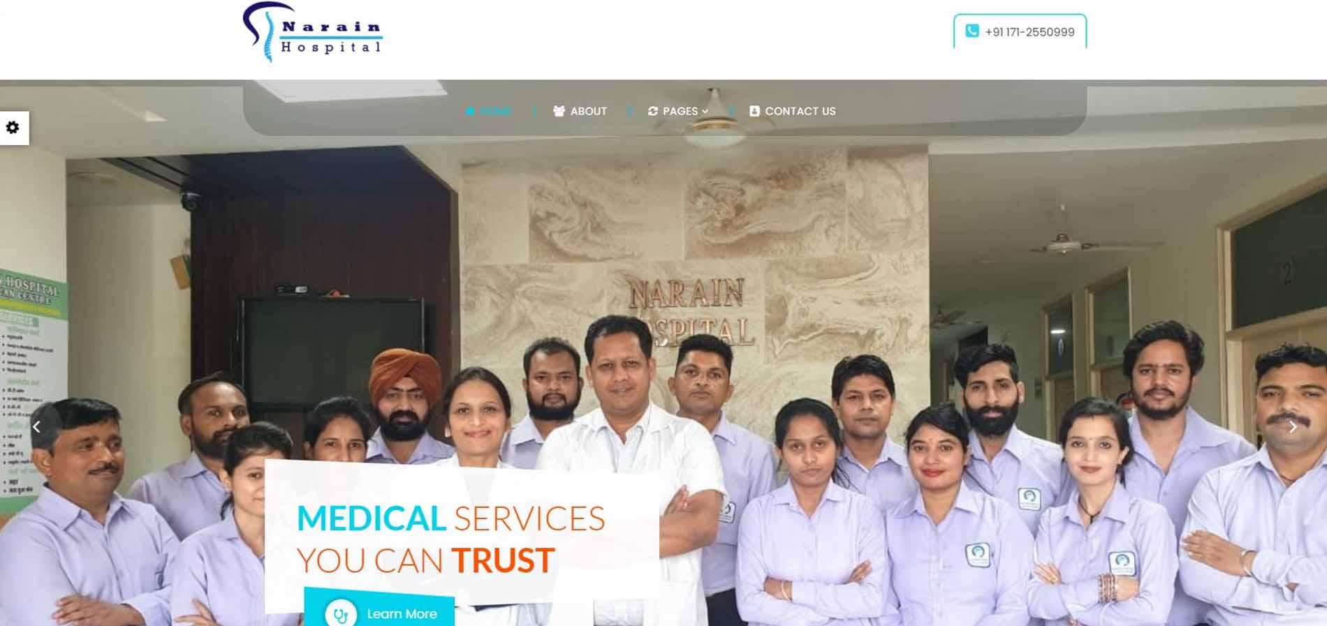 Narain Hospital 1