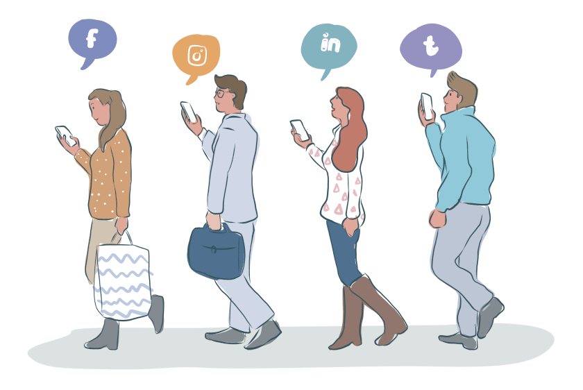 Social People slider