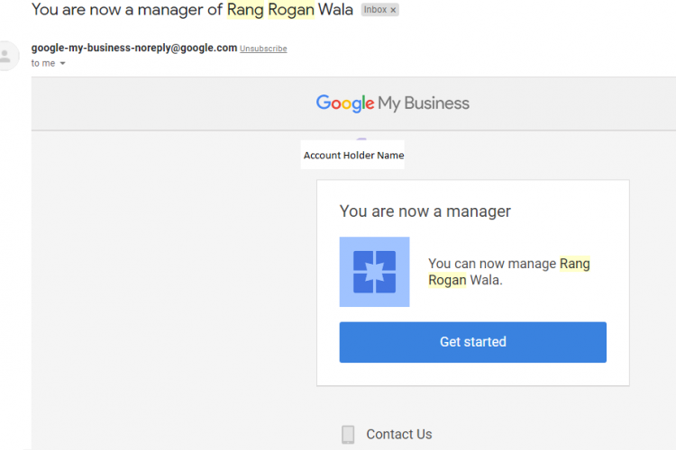 google business of rangroganwala
